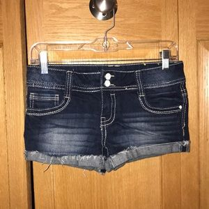 Almost Famous Shorts - NWOT Almost Famous Jean Shorts